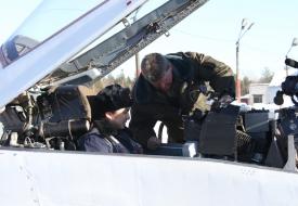 Andrei Pechyonkin | Полеты на истребителе МиГ-29 в стратосферу