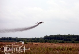 Squadron of «US pilots» performed their personal air show | Полеты на истребителе МиГ-29 в стратосферу