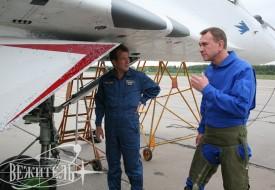 Summer season opened! | Полеты на истребителе МиГ-29 в стратосферу