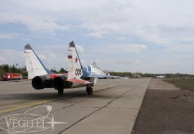MiG Flights on first Days of May | Полеты на истребителе МиГ-29 в стратосферу