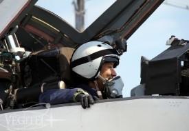 Flight before a thunder | Полеты на истребителе МиГ-29 в стратосферу