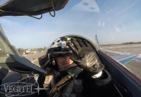 Edge of Space Flight for the Tourist from England | Полеты на истребителе МиГ-29 в стратосферу