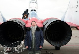 To the heaven for the dream. Spiritual flight. | Полеты на истребителе МиГ-29 в стратосферу