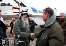 To the heaven for the dream. Spiritual flight. | Полеты на истребителе МиГ-29 в стратосферу