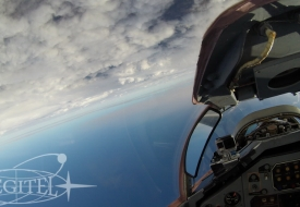 Flights of Falls aboard MiG-29 | Полеты на истребителе МиГ-29 в стратосферу