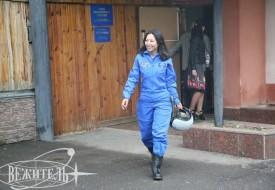 Edge of space flight for Julia Li | Полеты на истребителе МиГ-29 в стратосферу