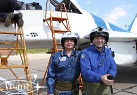 Victory Aerobatics | Полеты на истребителе МиГ-29 в стратосферу