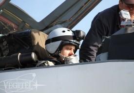 Autumn Aerobatics   Полеты на истребителе МиГ-29 в стратосферу