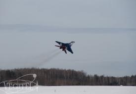 A Gift for Real Men!   Полеты на истребителе МиГ-29 в стратосферу