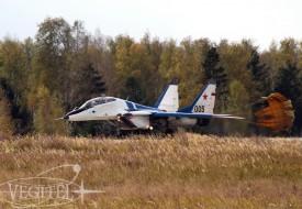 October sky conquerors | Полеты на истребителе МиГ-29 в стратосферу