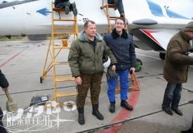 Autumn sky conquerors | Полеты на истребителе МиГ-29 в стратосферу