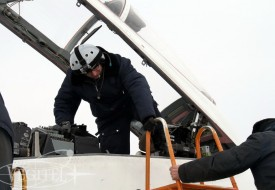 Conquering new heights | Полеты на истребителе МиГ-29 в стратосферу