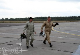 Flight for the Lucky One | Полеты на истребителе МиГ-29 в стратосферу