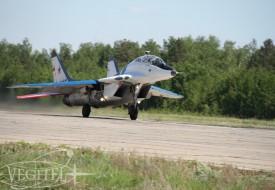 Veni Vidi Vici | Полеты на истребителе МиГ-29 в стратосферу