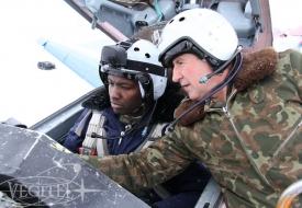 A Good Beginning is half the Battle: First Flight in 2017 | Полеты на истребителе МиГ-29 в стратосферу