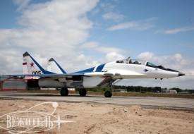 «Toll!», «Prima!», «Great!», «Cool!», «Klassno!»   Полеты на истребителе МиГ-29 в стратосферу