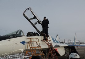 The Japanese Conquer the Sky | Полеты на истребителе МиГ-29 в стратосферу