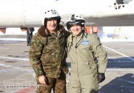 Clear winter sky   Полеты на истребителе МиГ-29 в стратосферу