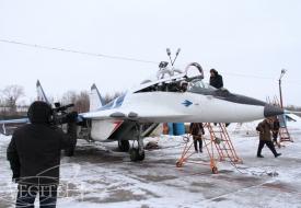 First Winter Flights 2016   Полеты на истребителе МиГ-29 в стратосферу
