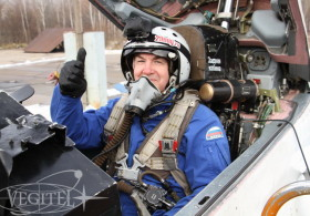 Take a ride in a fighter jet to get inexpressible feelings