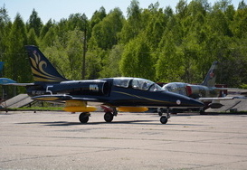 L-39 jet flights russia